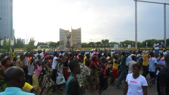 Prière pour le togo prière pour la paix au togo